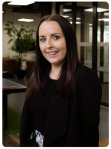 Lianne Wright, Recruitment Resourcer at Holt Engineering Recruitment, UK