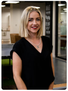 Sophie Cox, Business Manager at Holt Engineering Recruitment, UK